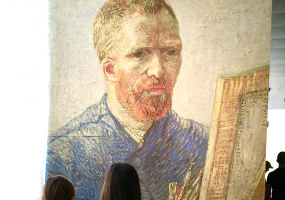 Van Gogh for Kids: A Special Day in Amsterdam