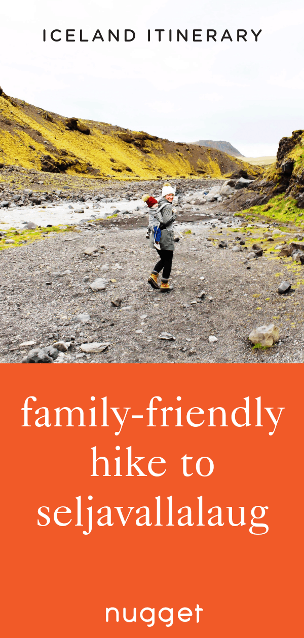 Seljavallalaug: A Stunning, Family-Friendly Hike in South Iceland