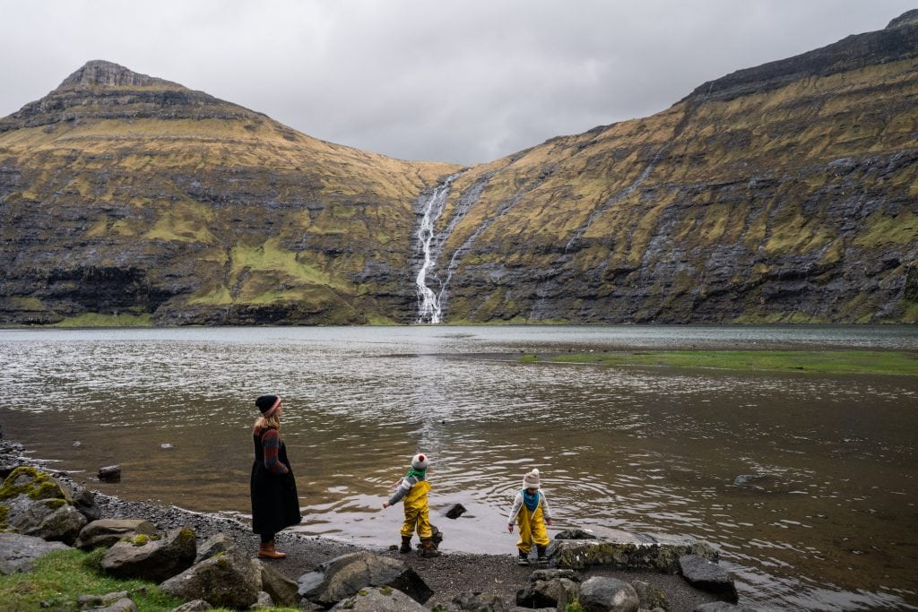 Faroe Islands with Kids