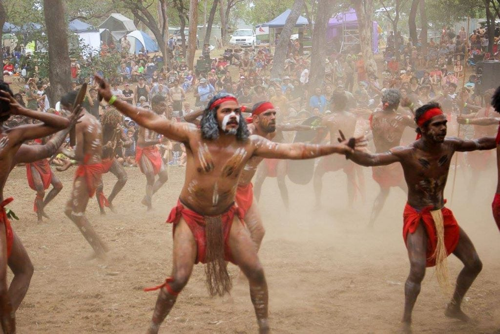 Australia for Kids: Laura Aboriginal Dance Festival