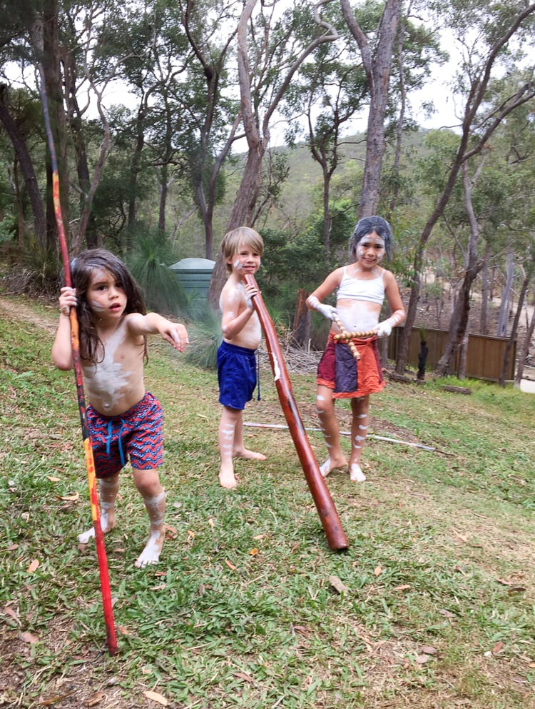 Australia for Kids: Traditional Instruments