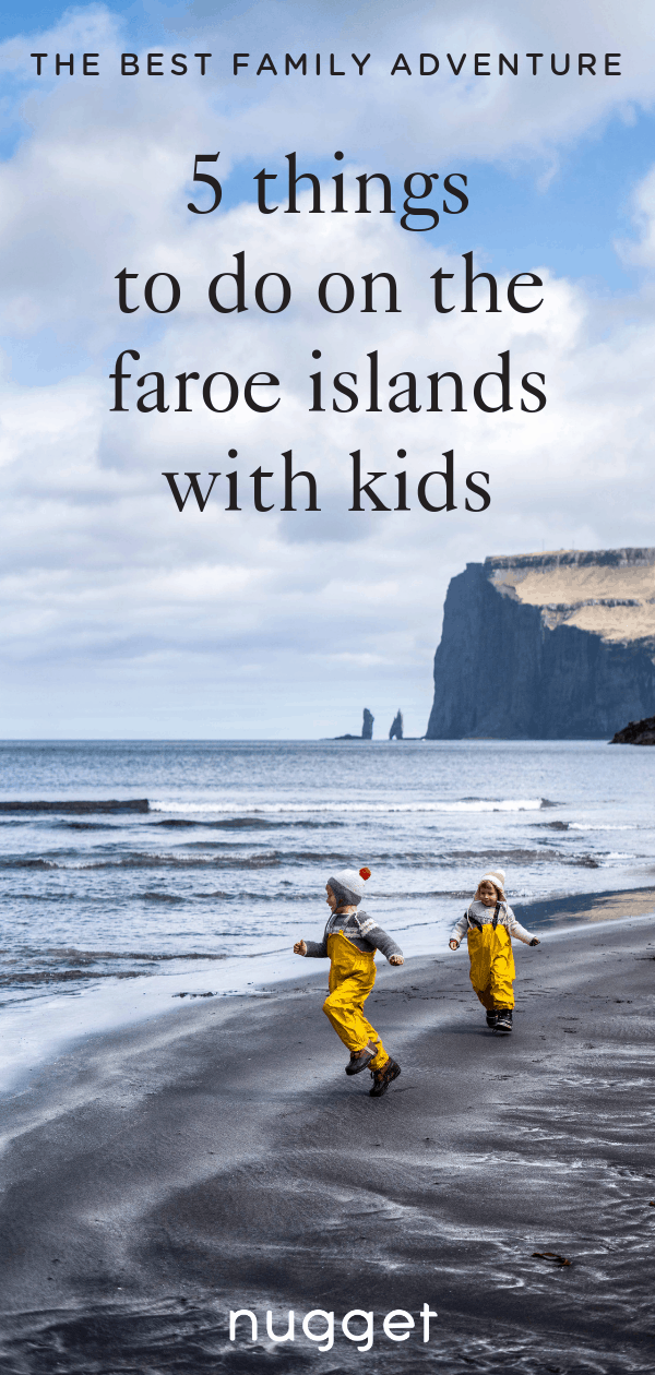 Family-Friendly Faroe Islands: The Hidden Gem of the North Atlantic
