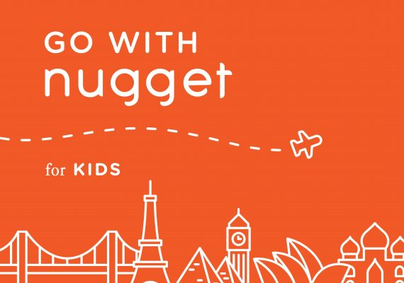Welcome to Go With Nugget for Kids: A Travel Podcast for Kids