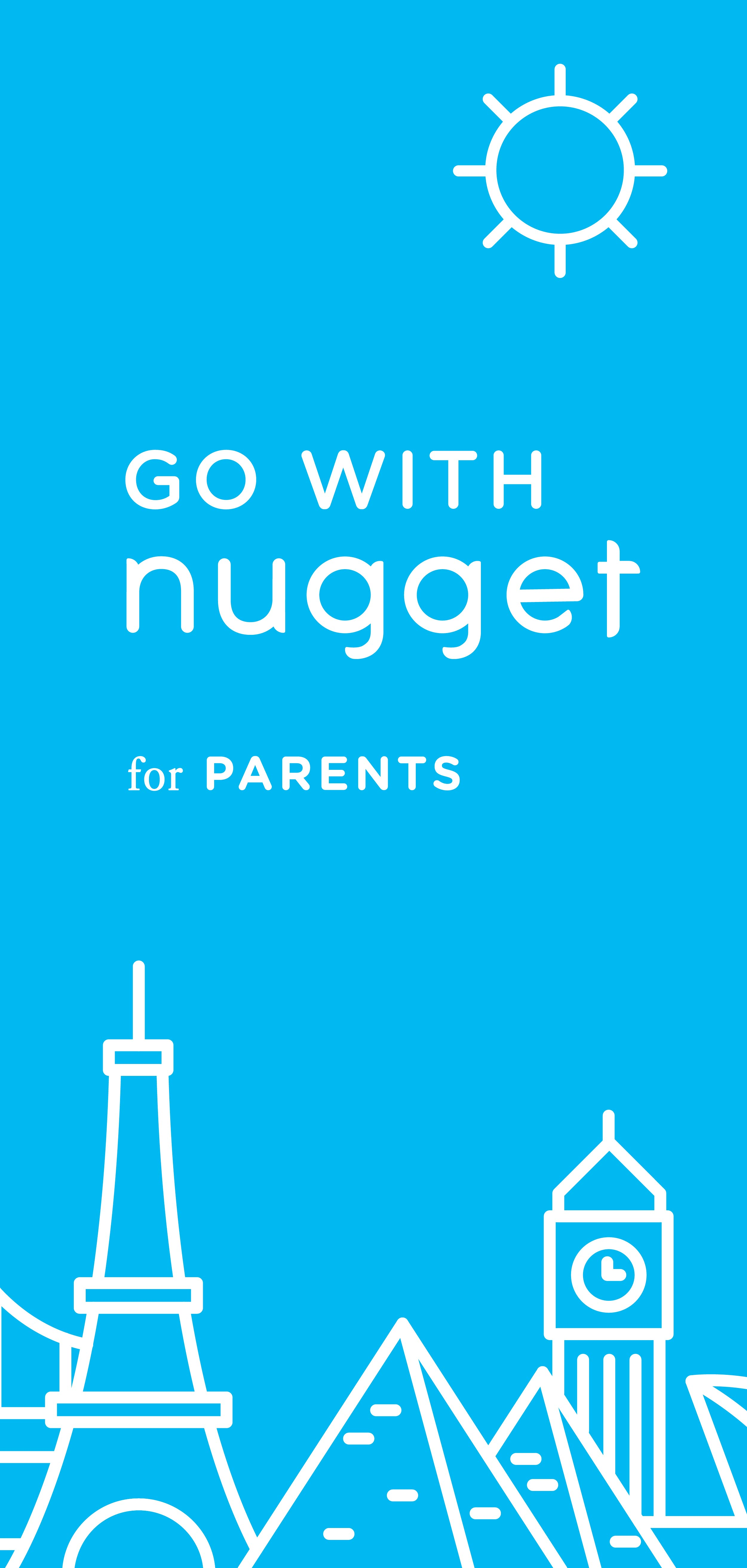 Welcome to Go With Nugget for Parents: A Travel Podcast for Families Who Love to Travel