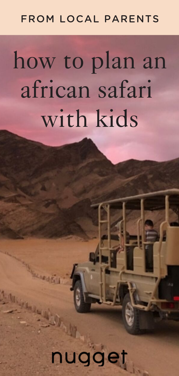 African Safari Holidays: Explore Namibia With Kids