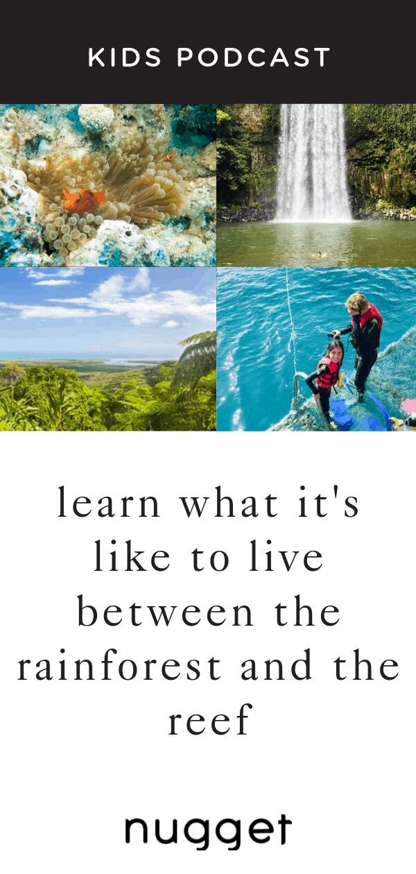 Australia for Kids: Living Between the Rainforest and the Reef