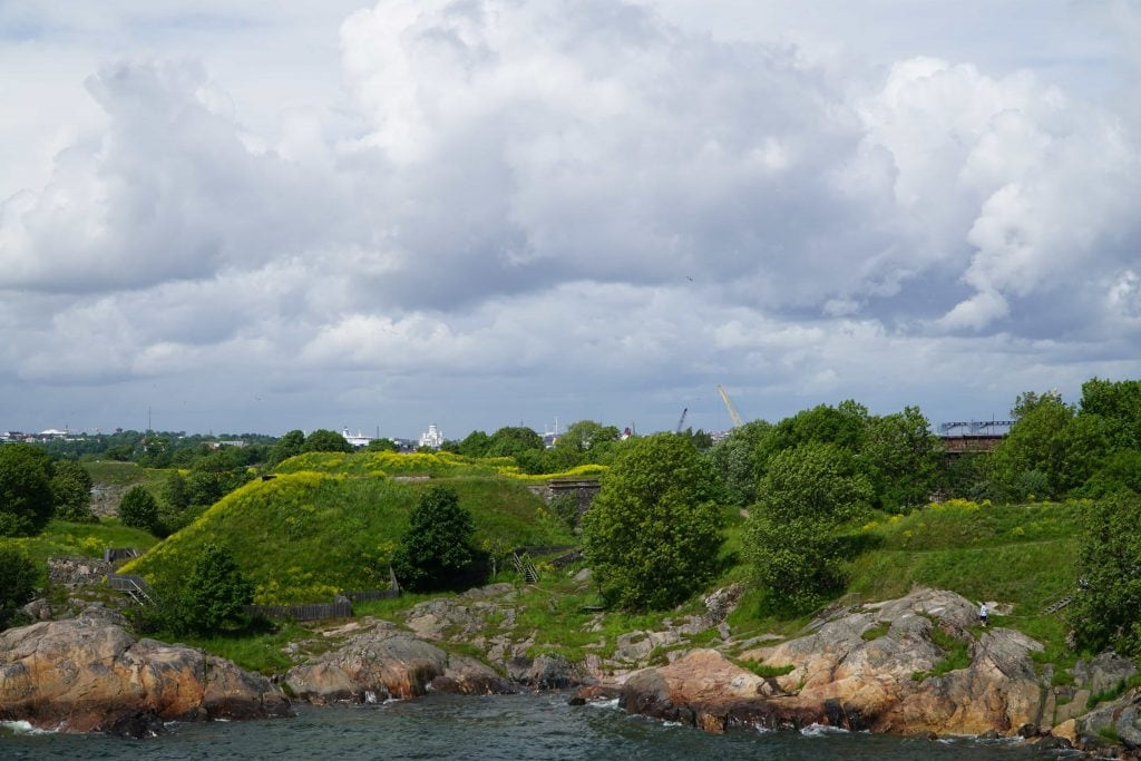 What to do in Finland with kids: Fort Suomenlinna