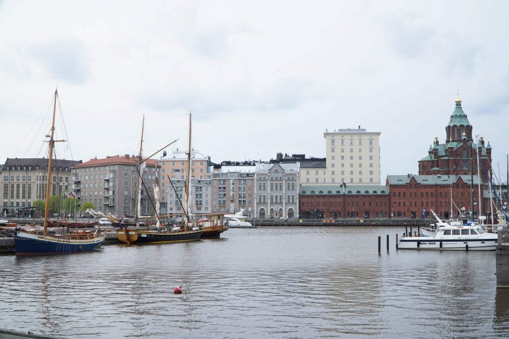What to do in Finland with kids: explore Helsinki