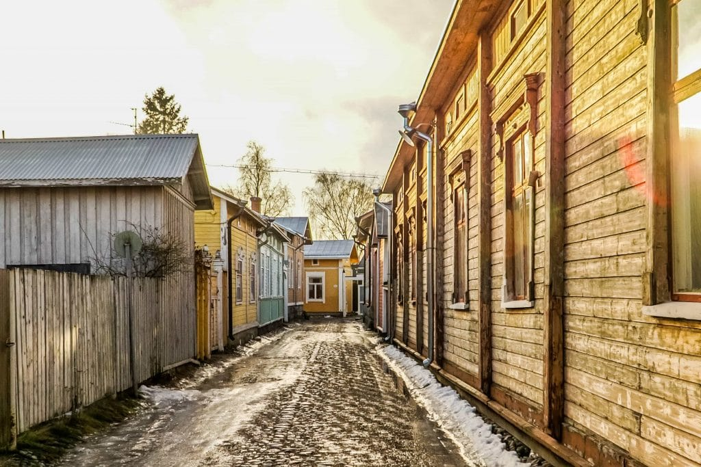 What to do in Finland with kids: Visit Rauma