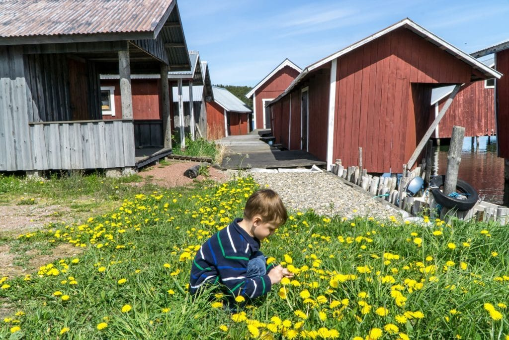 What to do in Finland with kids: Turku Archipelago