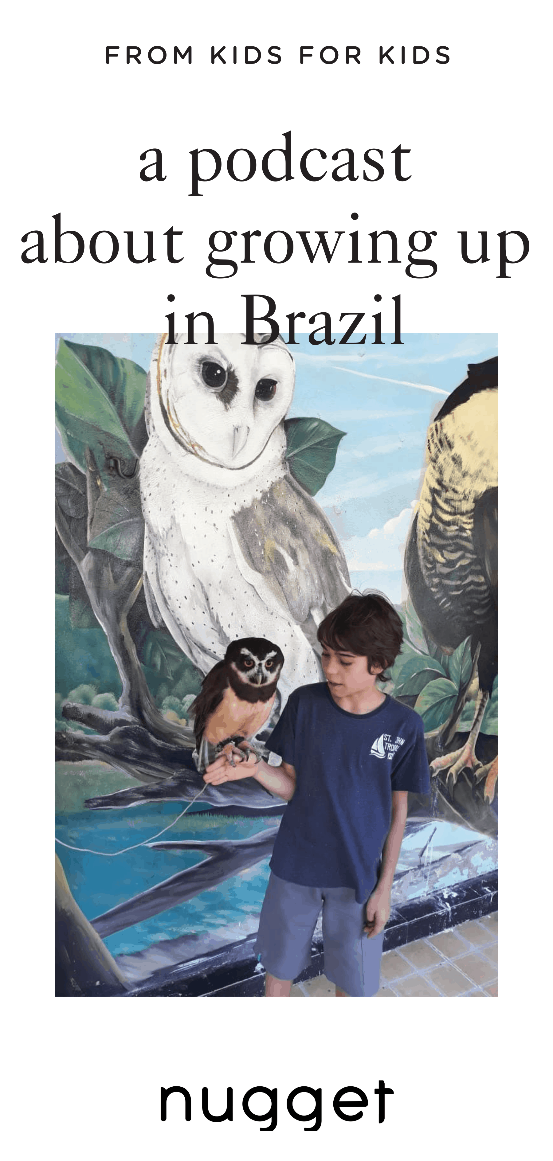 Brazil for Kids: Explore Gems and Minerals, Rivers and Wildlife
