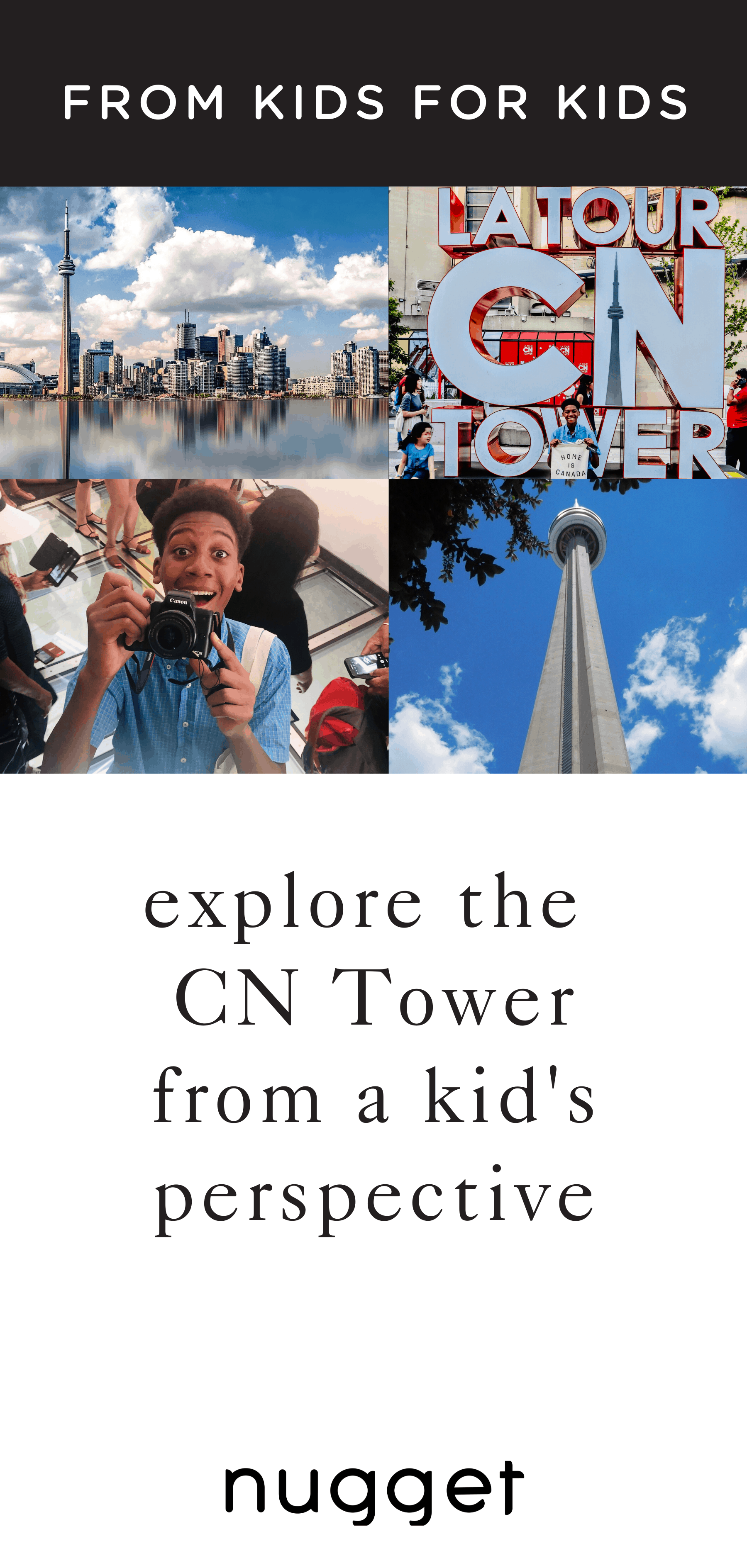 Canada for Kids: Living in Toronto, Canada's Most Diverse City