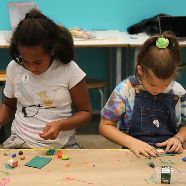 Things to do in NYC with Kids: CMA workshop