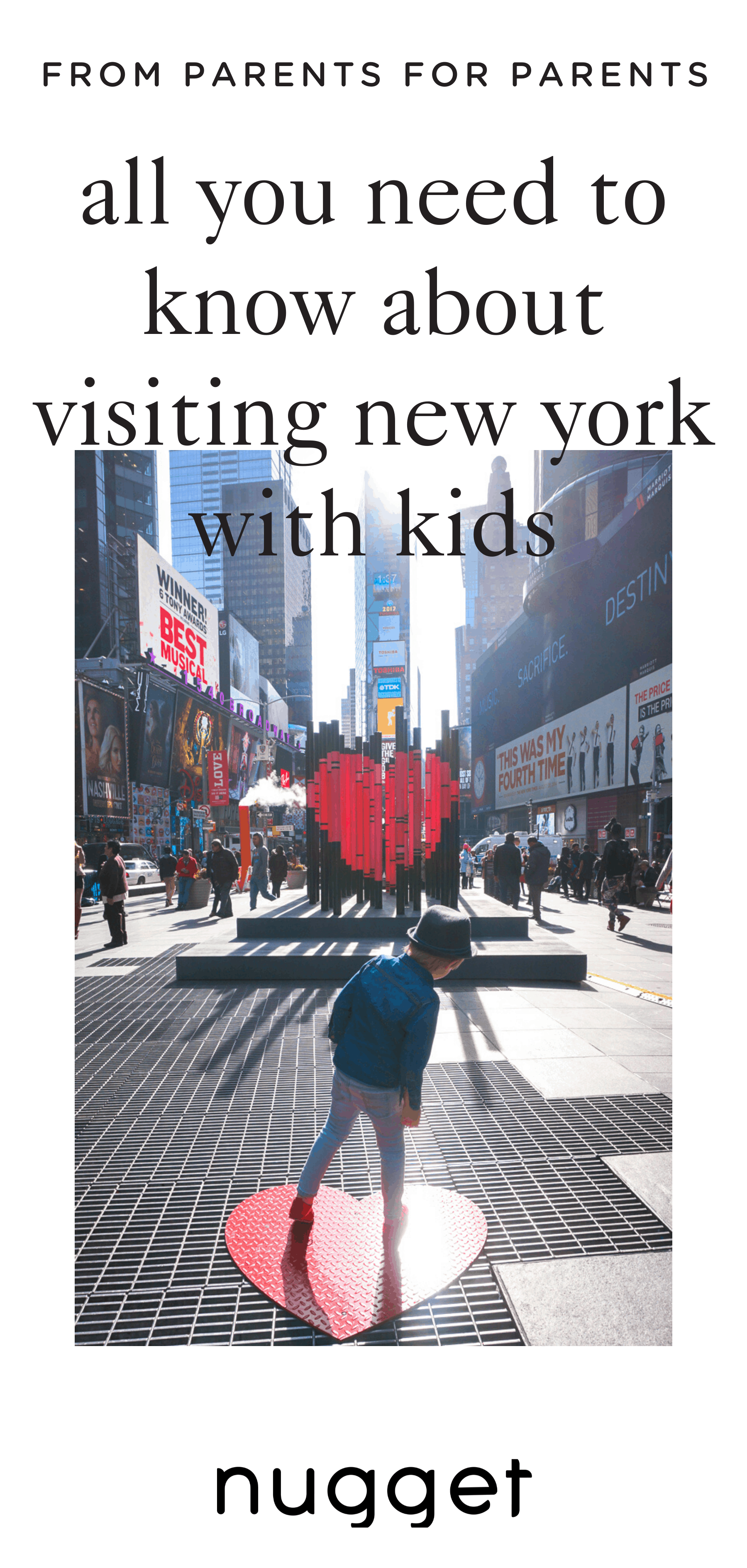 Things to Do in NYC With Kids: The Ultimate Vacation Guide for Families