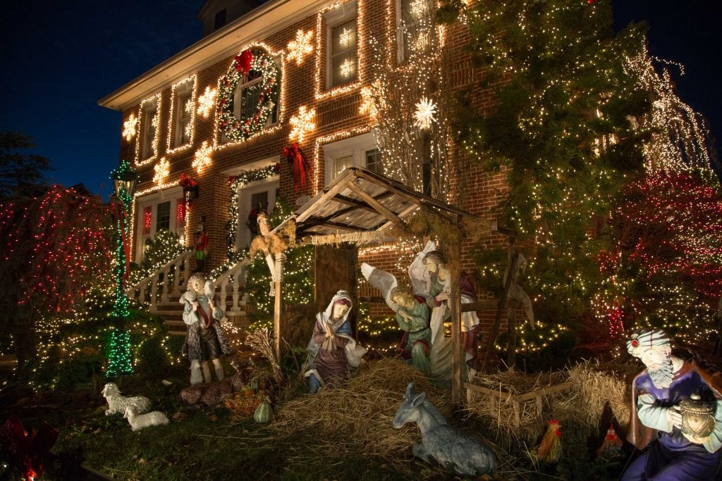 NYC Kids: Dyker Heights Holiday Lights