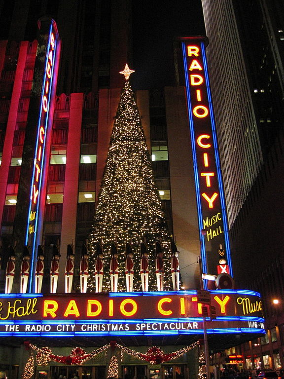 NYC for Kids: Radio City Music Hall