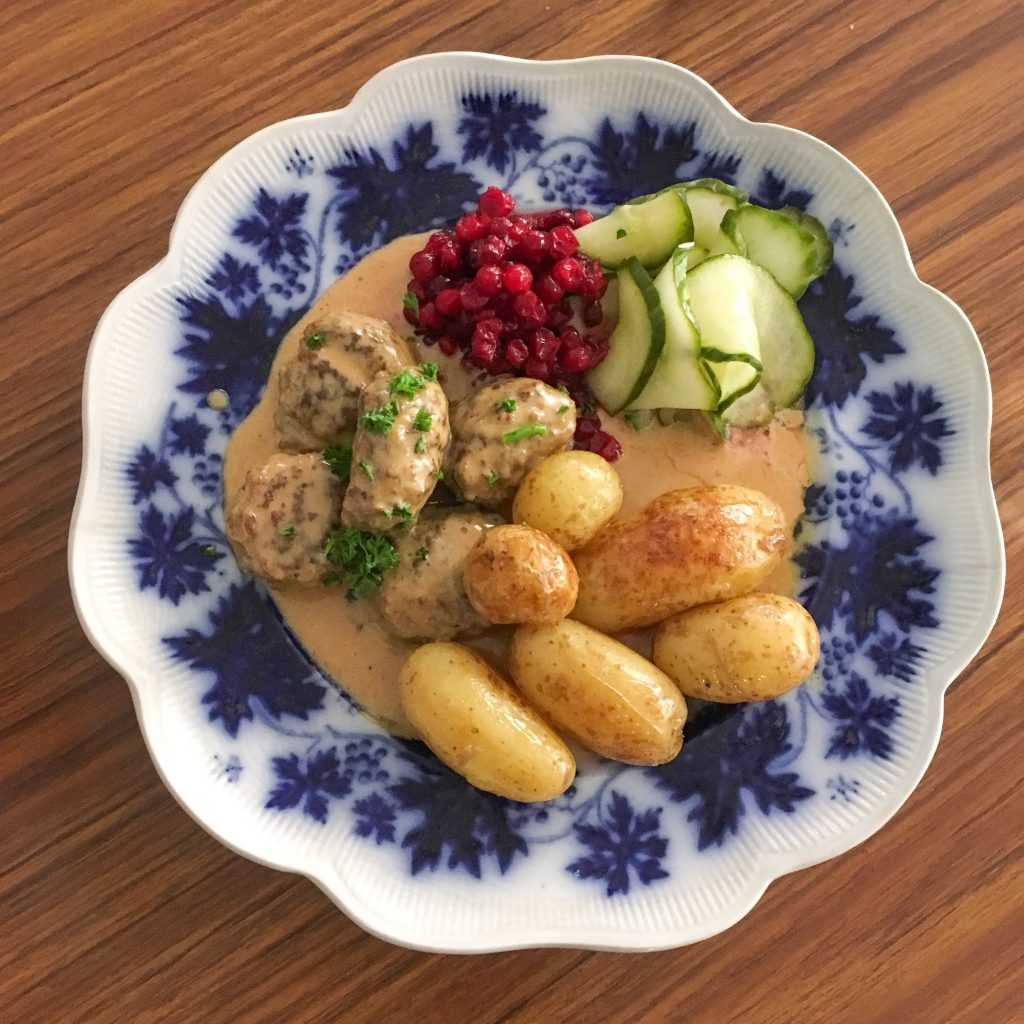 Things to do in Stockholm with kids: Swedish meatballs