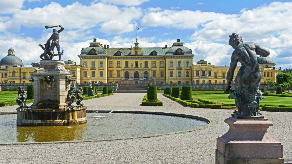 Things to do in Stockholm with kids: Drottningholm Palace