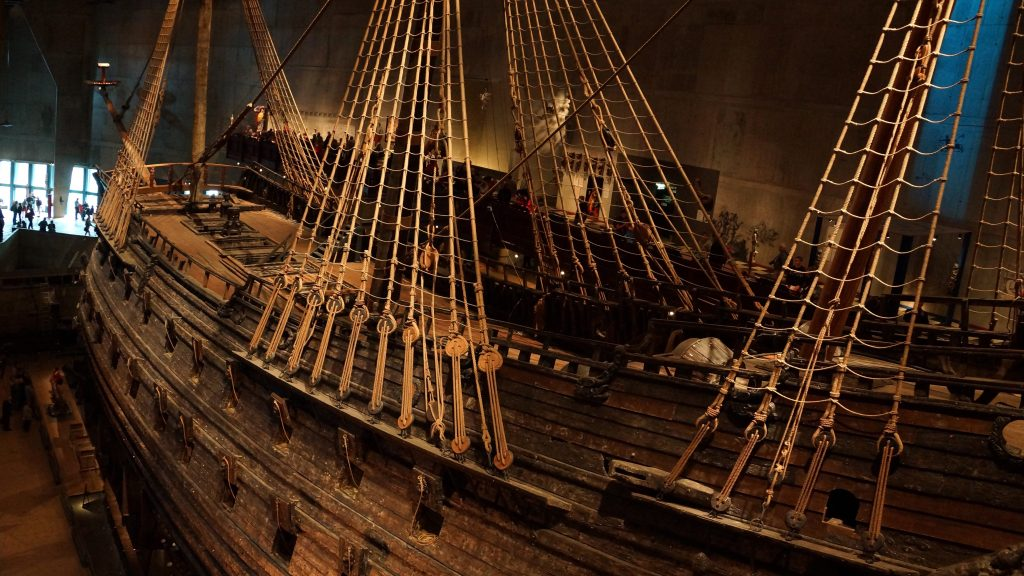 Things to do in Stockholm with kids: Vasa museum