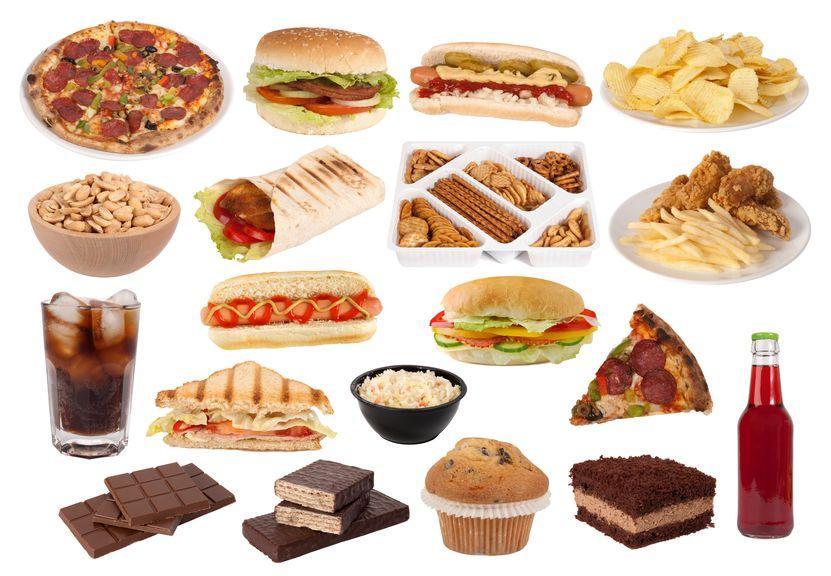Worst Processed Foods