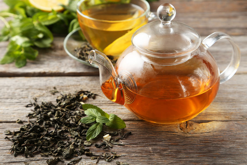 Organic Green Tea Benefits