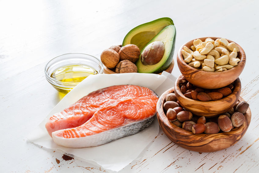 Foods High in Healthy Fat