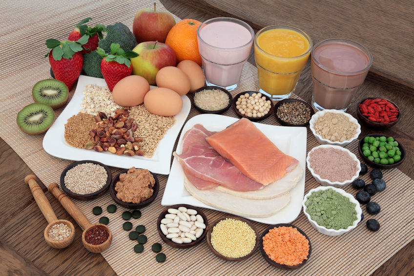 The Increasing Importance of Protein as you Age