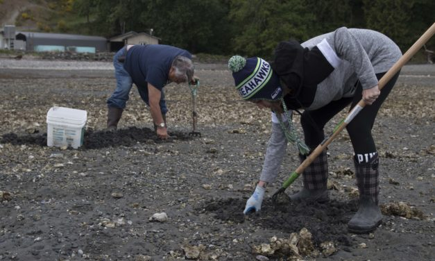 Tribal Classes Teach Members Proper Harvest, Prep Techniques of Natural Resources