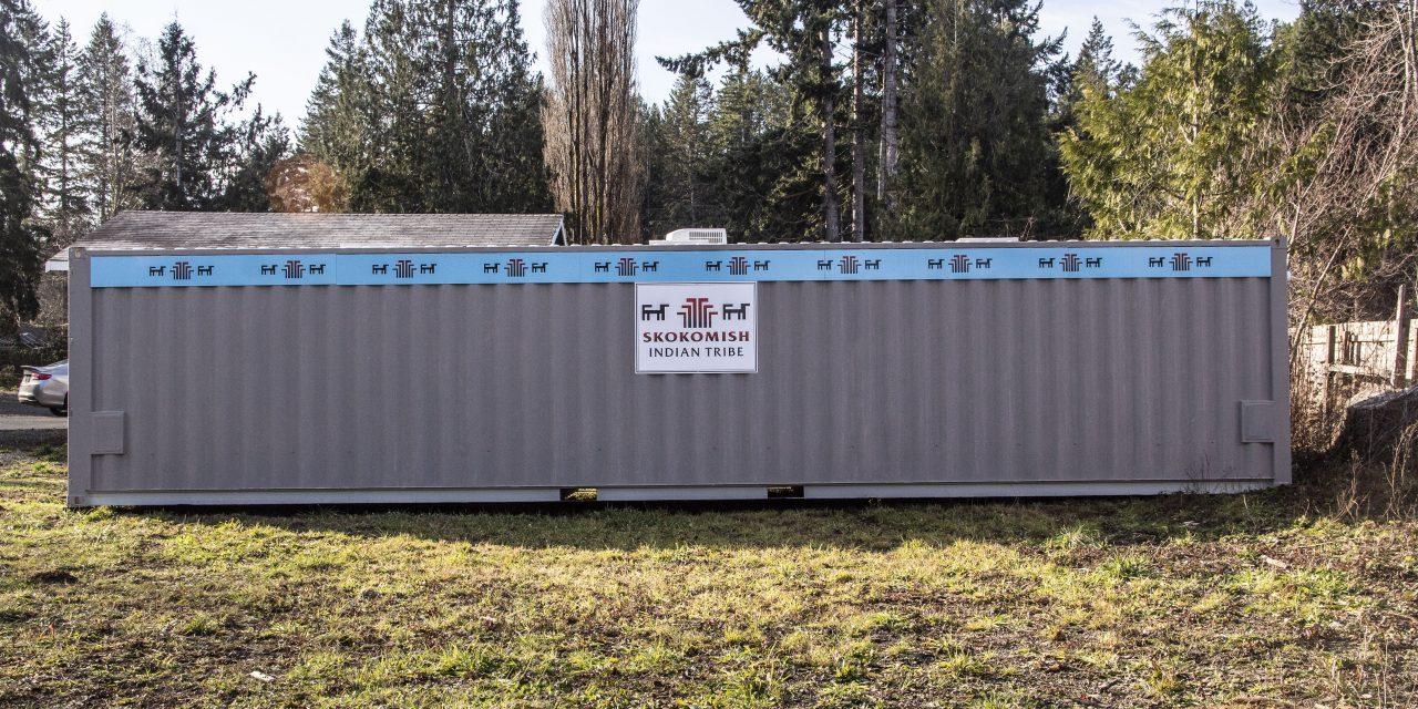 Instant Hatchery To Boost Skokomish Salmon Production