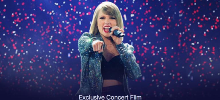 多視頻:Taylor《1989 Tour》紀錄片終登場!太過癮!
