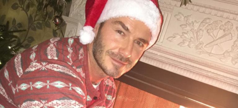娛樂明星聖誕節都是怎麼過的?