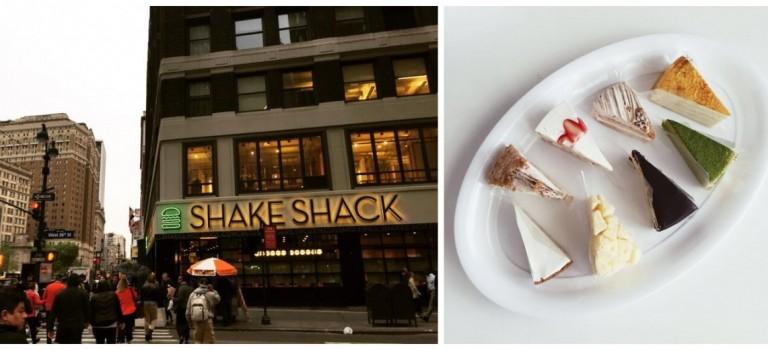 兩大餐飲巨頭落戶曼哈頓中城:超有口福!
