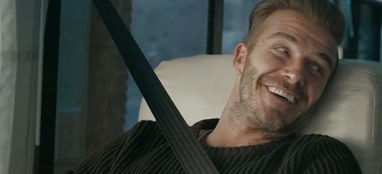 【視頻】貝克漢全新廣告蓄鬍搞笑通通到位~好萊塢導演開價網羅!