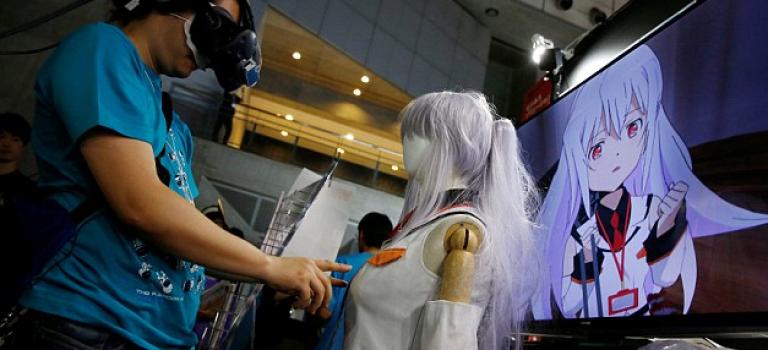 【視頻】日本情色工業無極限,宅男界刮起3D性愛旋風!