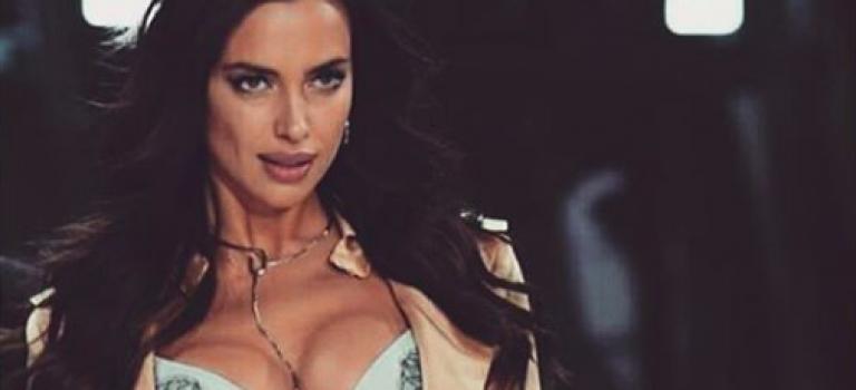 「視頻」史上最辣孕婦!Irina Shayk拍攝Love雜誌超性感