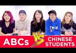 ABCs VS Chinese Students: ASIAN DATING HABITS | 美國華裔VS留學生的愛情觀