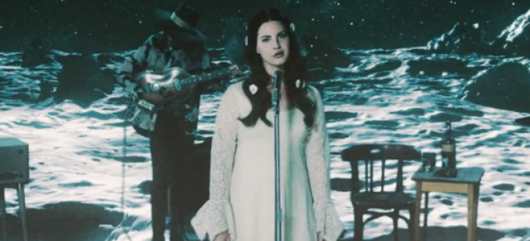 Lana Del Rey強勢新單《Love》MV首發!