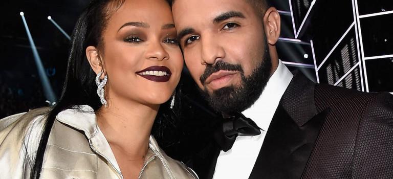 Rihanna 29周歲生日,緋聞男友Drake這樣送祝福:超曖昧!!
