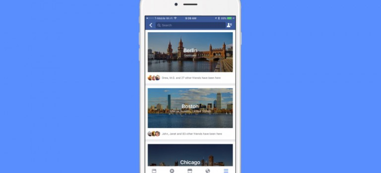 "臉書新增""City Guide""功能!趕絕Airbnb和Expedia"