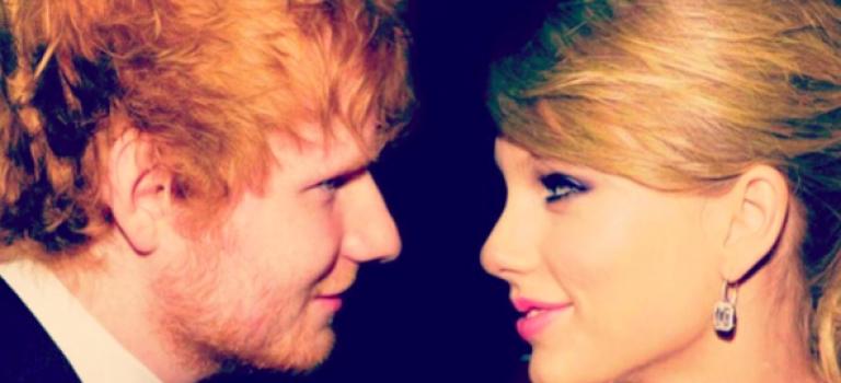 OMG!!紅髮Ed 大方坦承睡過Taylor軍團的閨蜜!