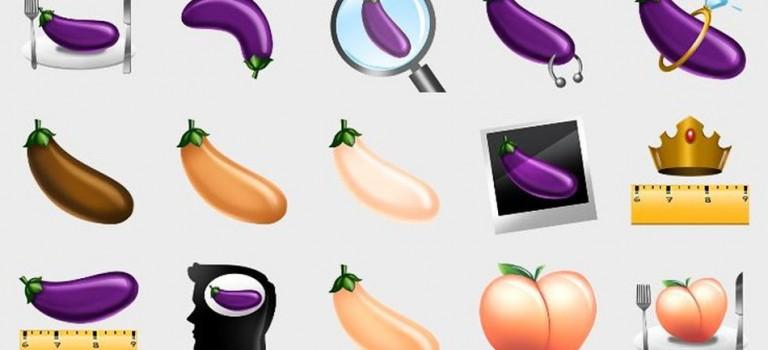 怕大家太含蓄!男同志約炮app Grindr推出重口味emoji