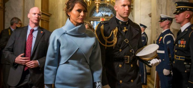 第一夫人快搬去白宮吧,我們不想再養著你啦😭!