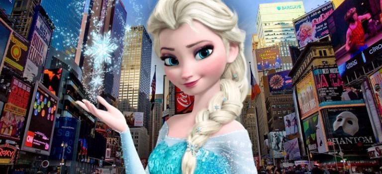 《冰雪奇緣》百老匯劇演員人選正式確定!明年春天紐約見!