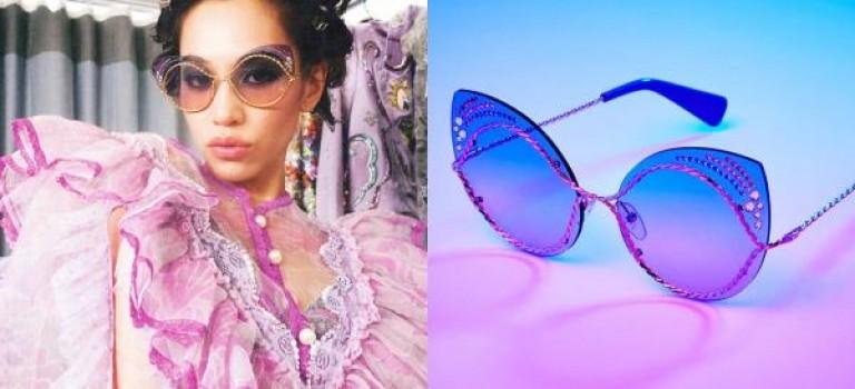 Marc Jacobs全新系列太陽眼鏡正式發售!連水原希子也受不住的誘惑