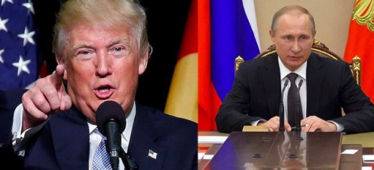 川普這下子真的慘了!傳出川普洩重要IS機密給俄國!