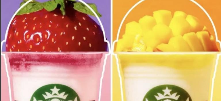 啊啊啊啊受不了啦!星巴克又出新品!鳳梨芒果 + 草莓仙人掌:滿滿夏日風情