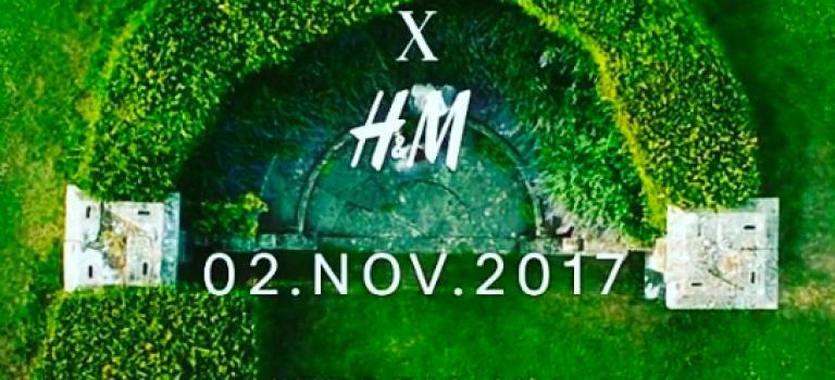 H&M 本年度跨界合作對象出爐!堪稱史上最合拍最強!11/2全球開賣!