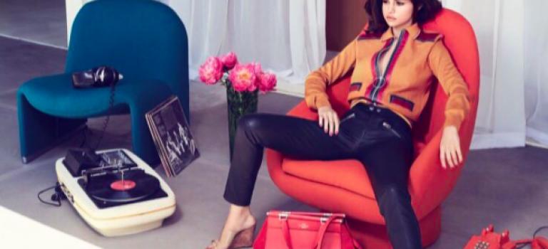 Selena 再登雜誌封面!首度暢談憂鬱症~也談到與Taylor姐妹情逝傳聞~