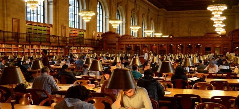 電影控的福音!紐約公共圖書館推出龐大電影庫,一次性可看 3 萬部電影~~