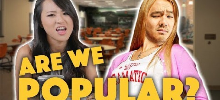 Were We Popular in High School? – Lunch Break!